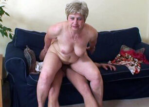 Xvideos old woman